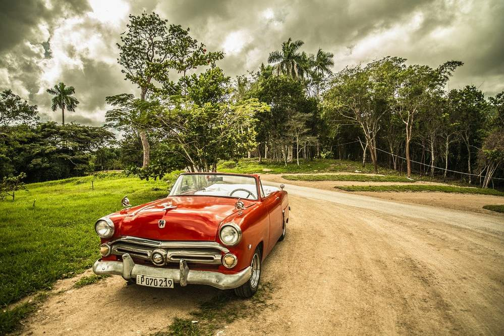 exemption on vintage and old cars