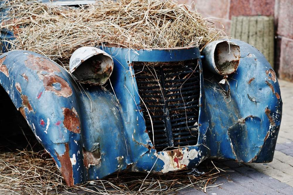 sell your vintage car