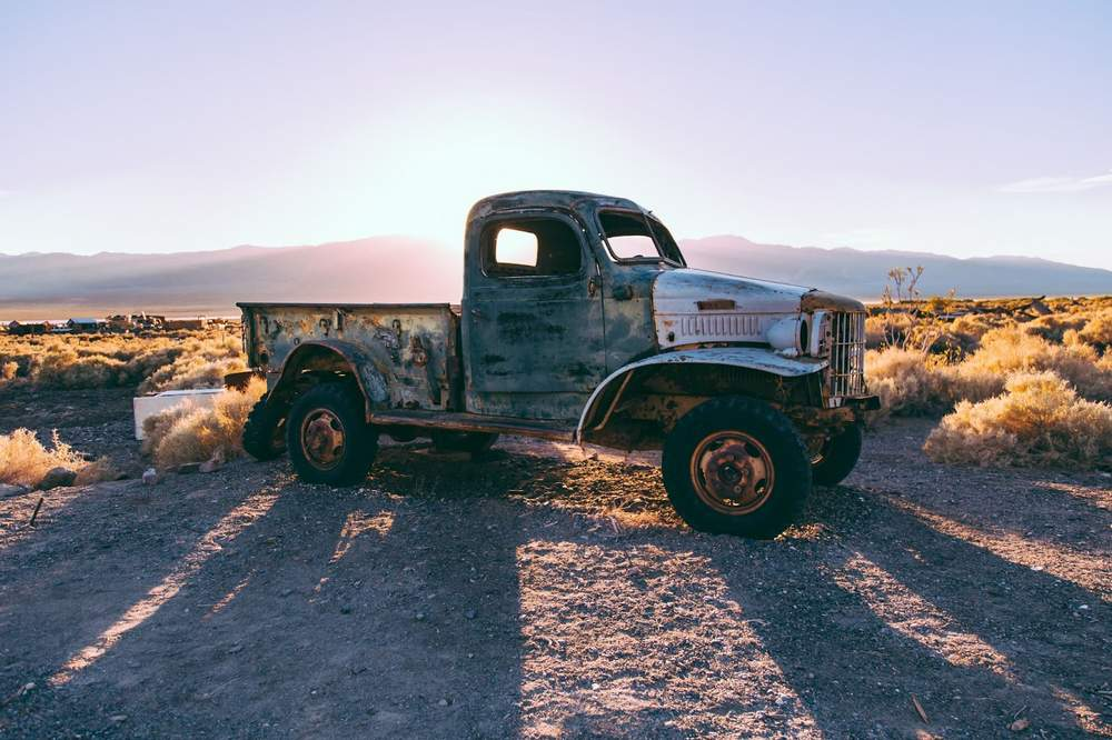 sell your wrecked truck