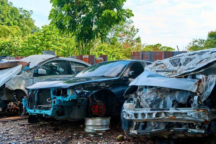 car scrap value